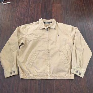 Polo Ralph Lauren Mens Medium Harrington Jacket